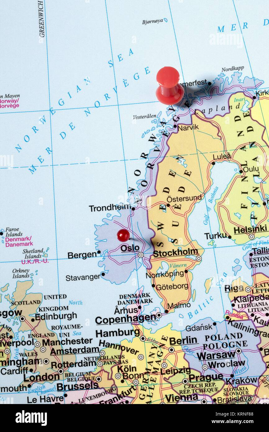 Brussels location on world map ucf campus map hunger games map push pin europe map stock photos push pin europe map stock high angle view of red pins on world map krnf88 push pin europe maphtml brussels location on gumiabroncs Gallery