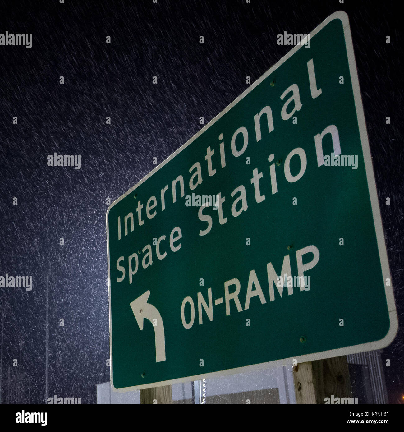 forced to resign resignation letter%0A A sign at the entrance launch Pad A is seen as the Orbital ATK Antares