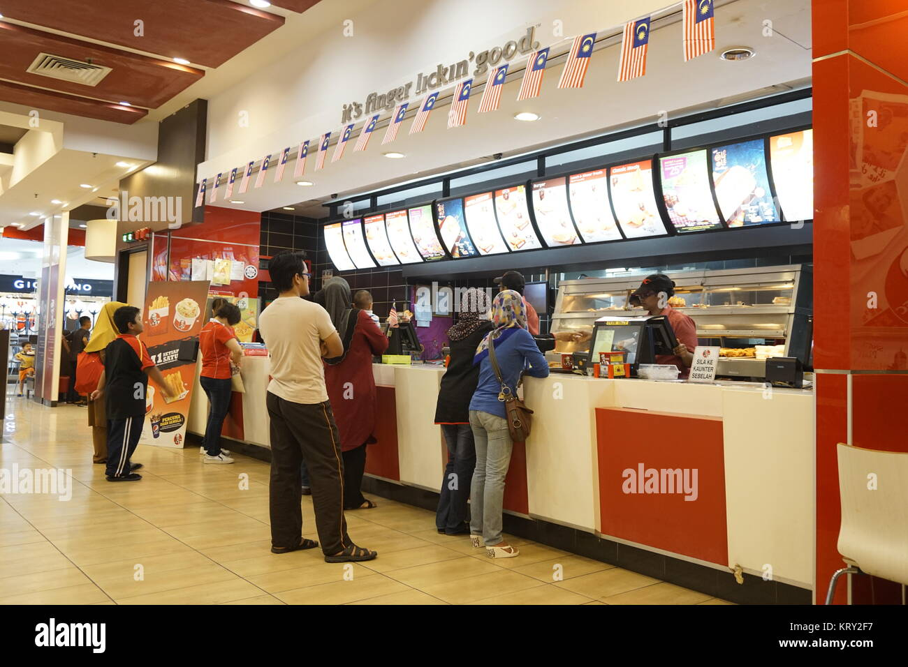 fast food industry in malaysia The impact of religious sensitivity on brand trust, equity and values of fast food industry in malaysia rozita naina mohamed and norzaidi mohd daud.