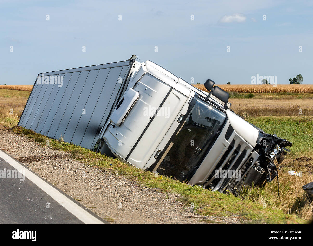 Side Ditch Stock Photos Amp Side Ditch Stock Images Alamy