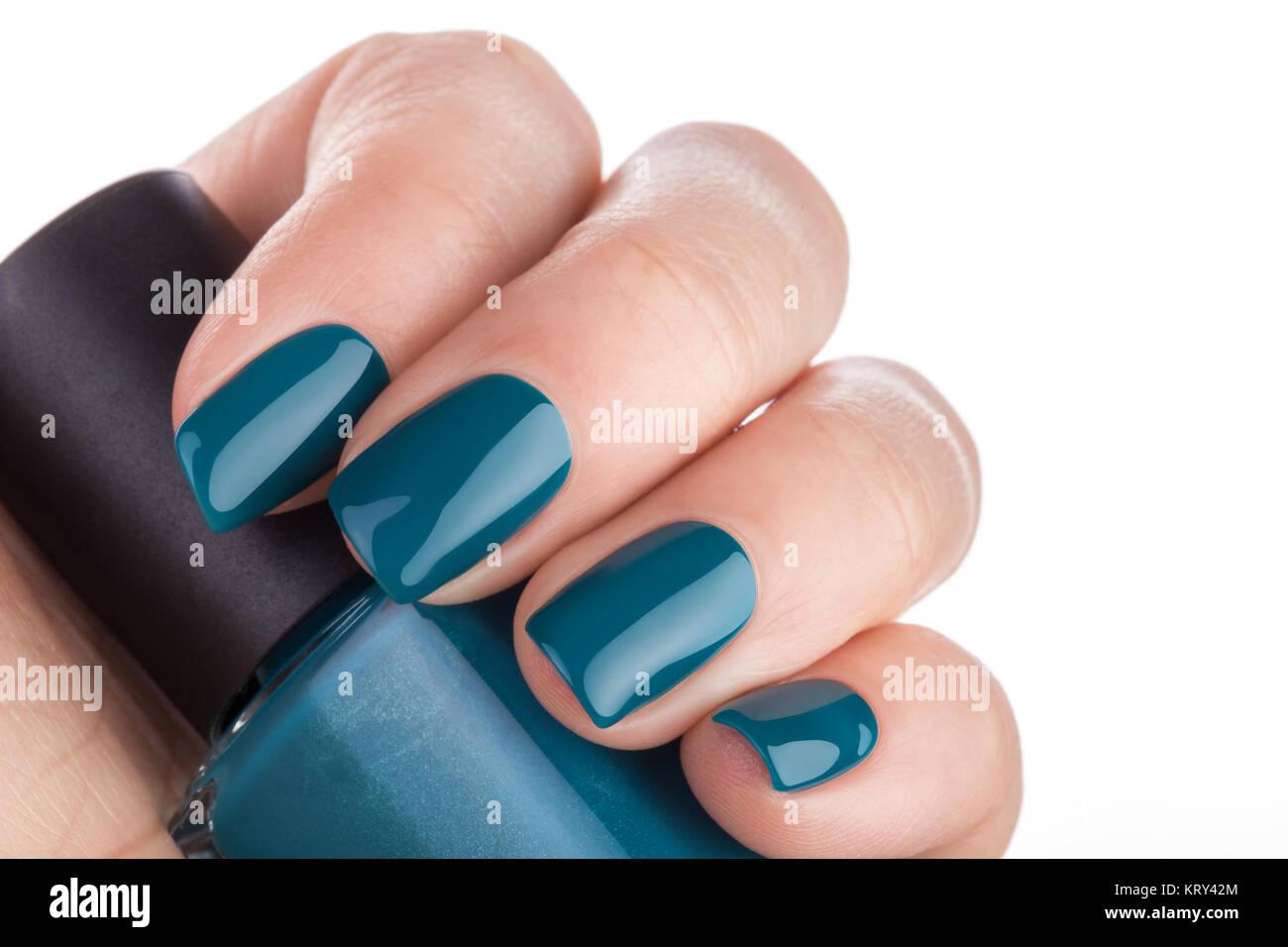Nice nails Stock Photo, Royalty Free Image: 169626316 - Alamy