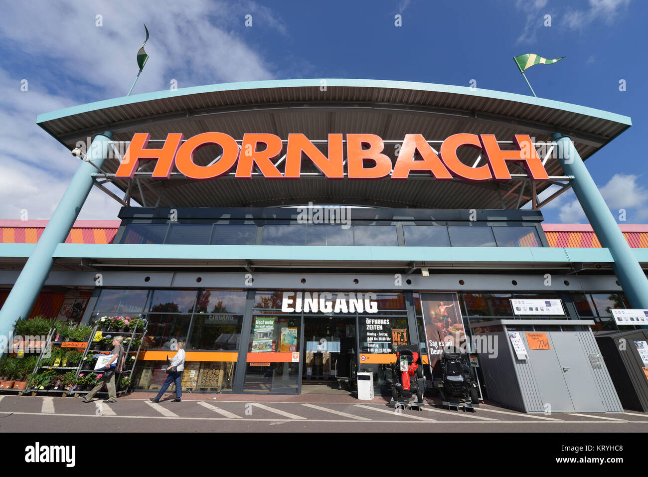 hornbach baumarkt stock photos hornbach baumarkt stock images alamy. Black Bedroom Furniture Sets. Home Design Ideas