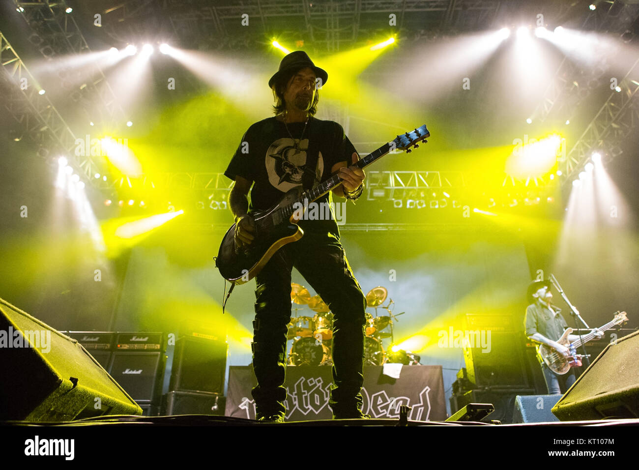 Phil Campbell Guitarist Stock Photos Amp Phil Campbell