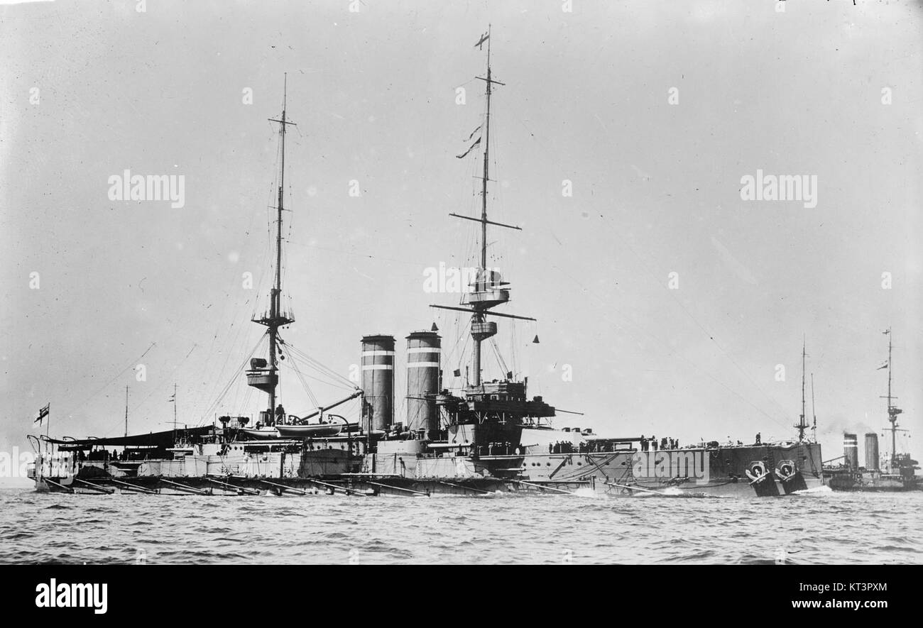 HMS King Edward VII LOC ggbain 17323