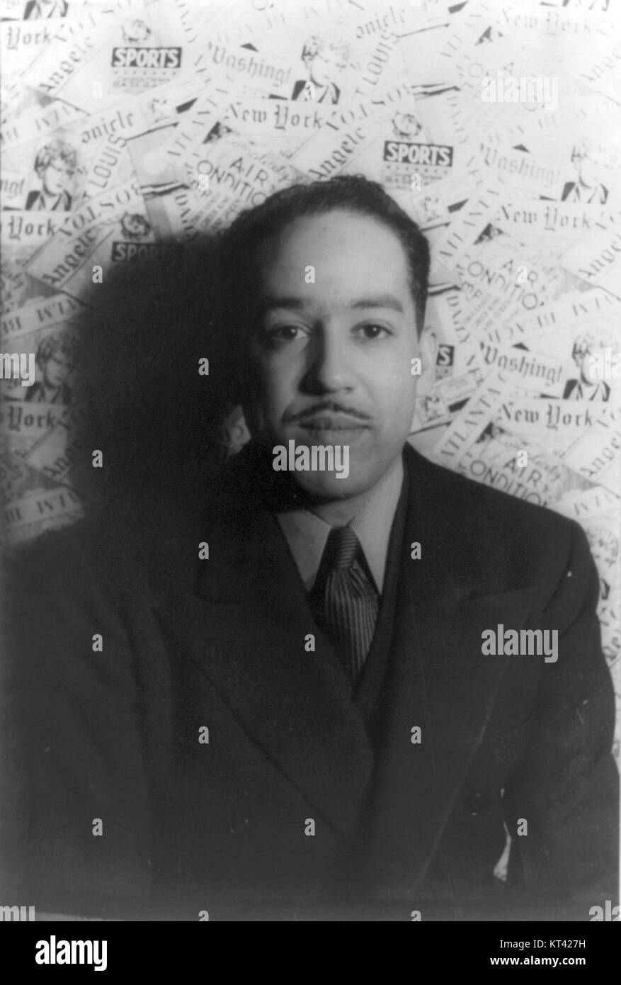 a look at the life of langston hughes an african american poet novelist journalist and playwright A pioneer of modern black literature, langston hughes devoted his lengthy and   author of poetry, long and short fiction, plays, nonfiction, and autobiography   madrid correspondent for baltimore afro-american, 1937 visiting professor in   and his mother, carrie, traveled from city to city in search of better-paying work.