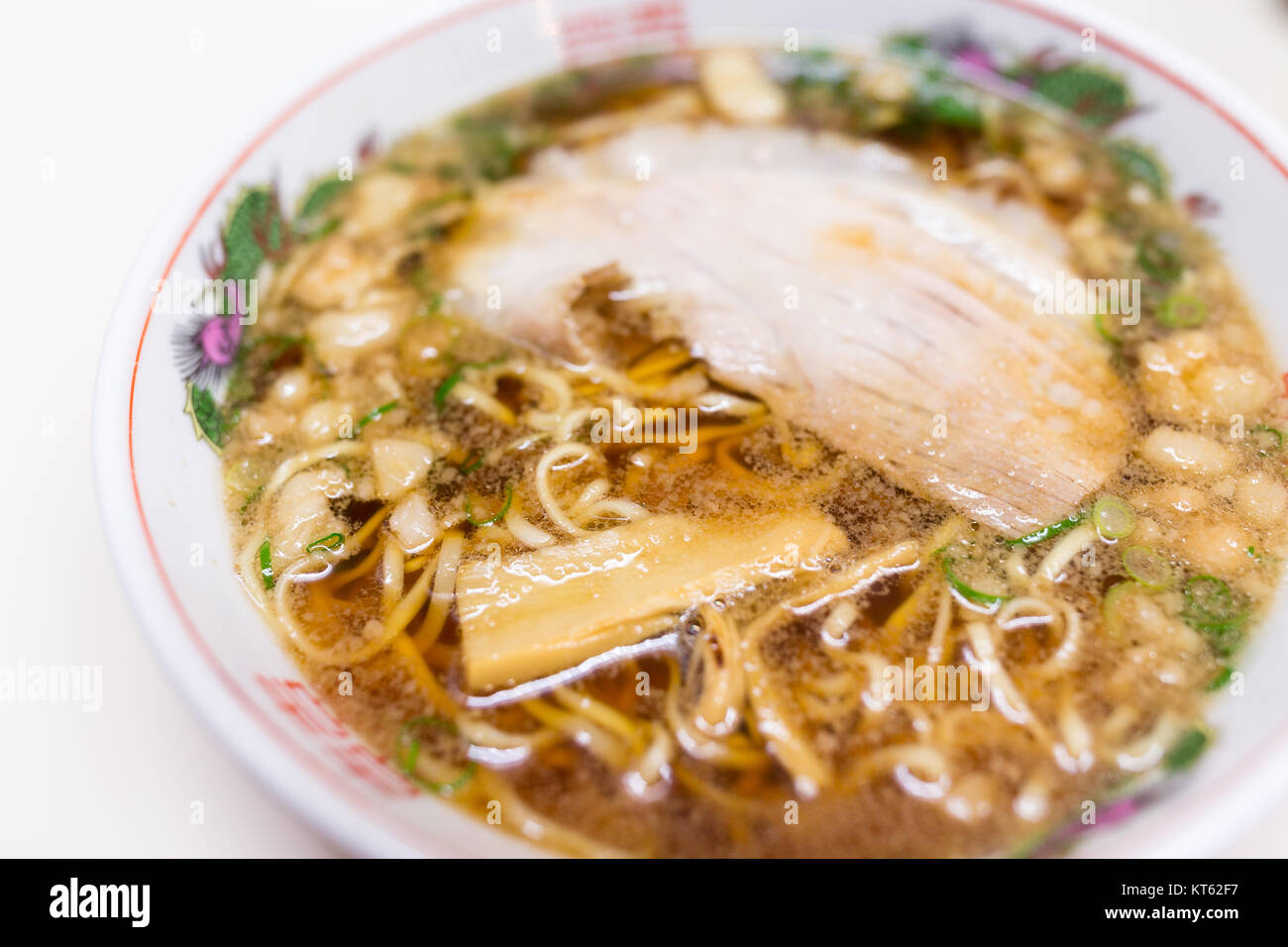 Spicy Green Onion Ramen Stock Photos Amp Spicy Green Onion