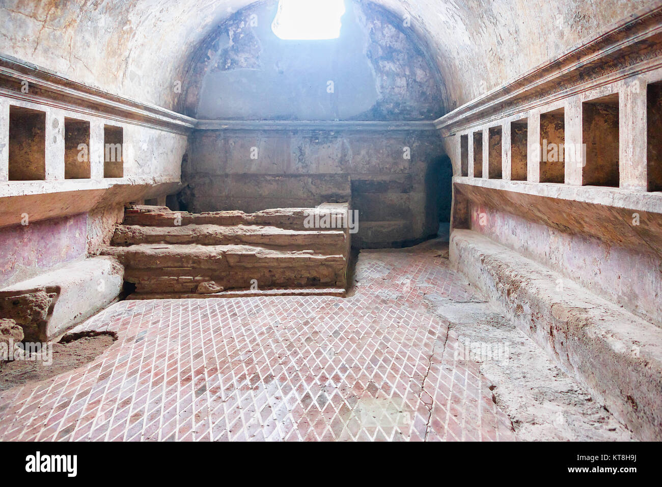Pompeii House Room Stock Photos & Pompeii House Room Stock ...