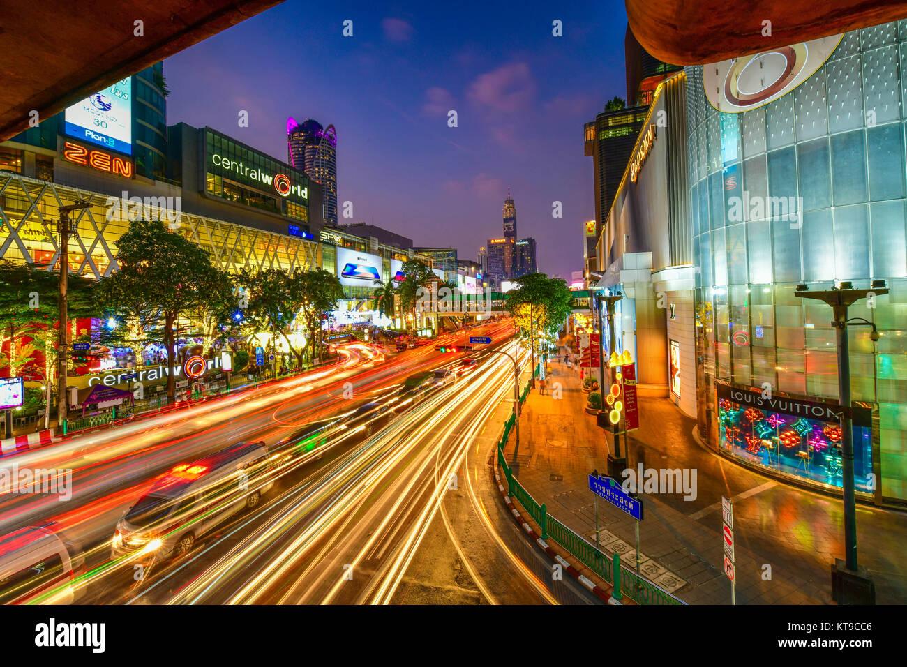 Central World Bangkok Louis Vuitton