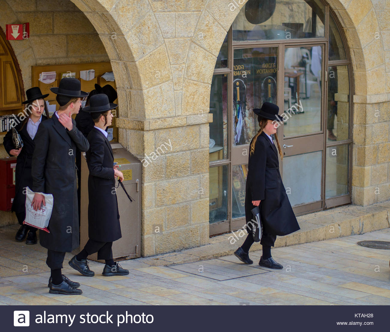 Jewish clothing stores