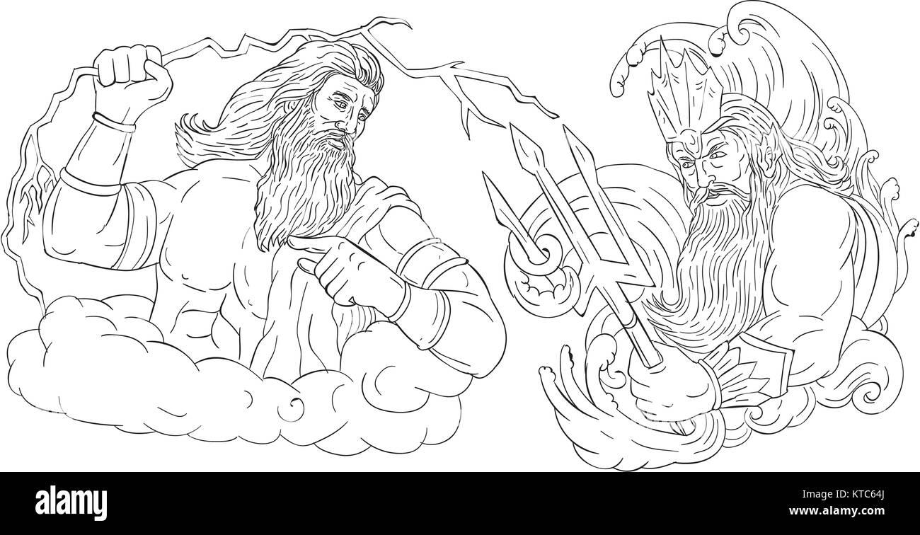 Zeus Lightning Stock Photos & Zeus Lightning Stock Images ...