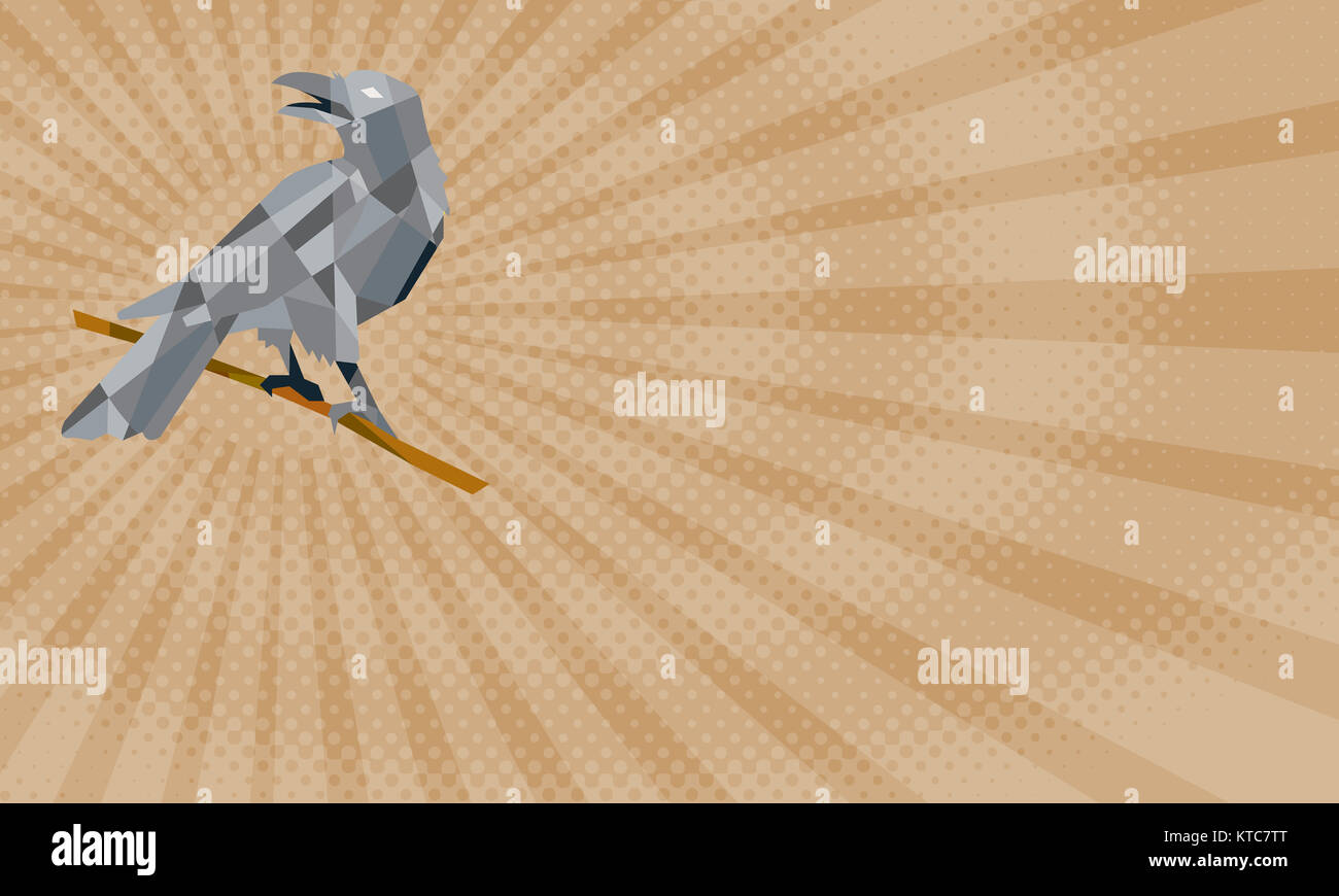 Crow Brewery Business card Stock Photo, Royalty Free Image ...