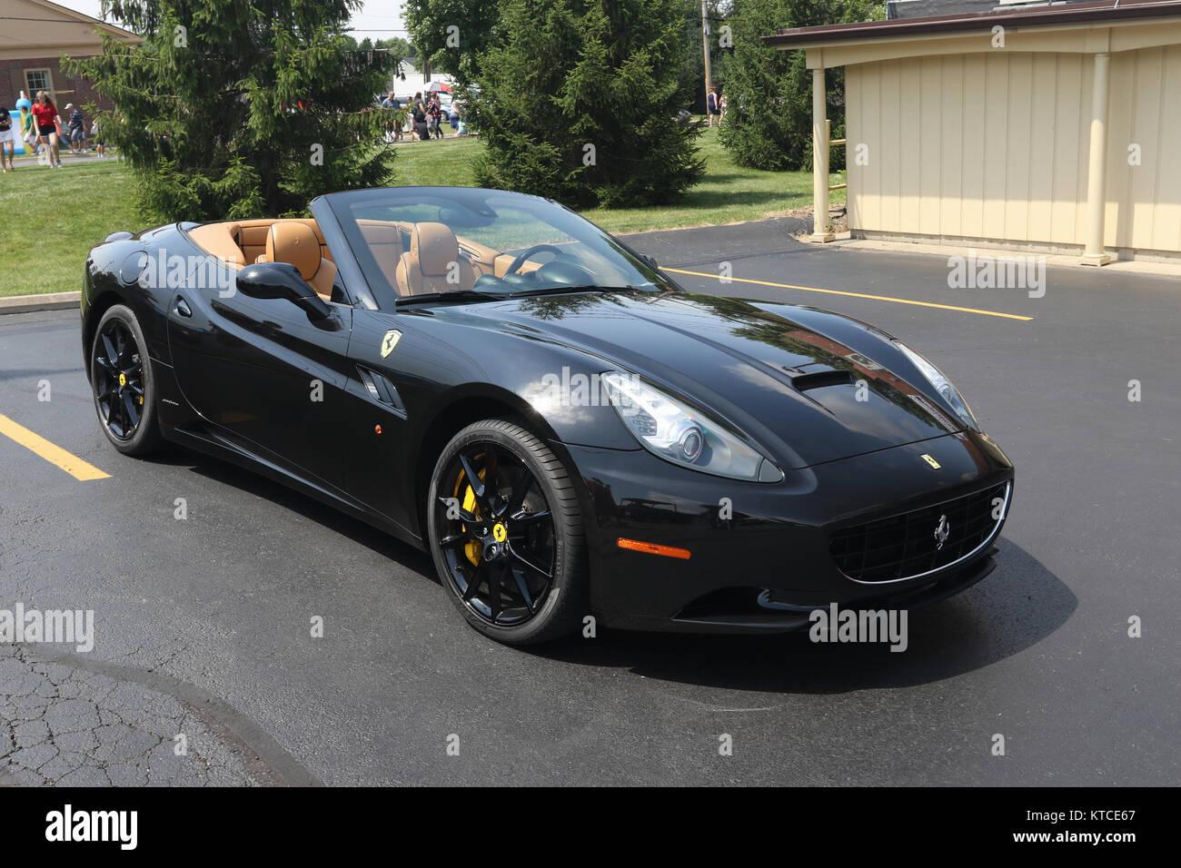 Ferrari automobile stock photos ferrari automobile stock for Mercedes benz of centerville washington township oh