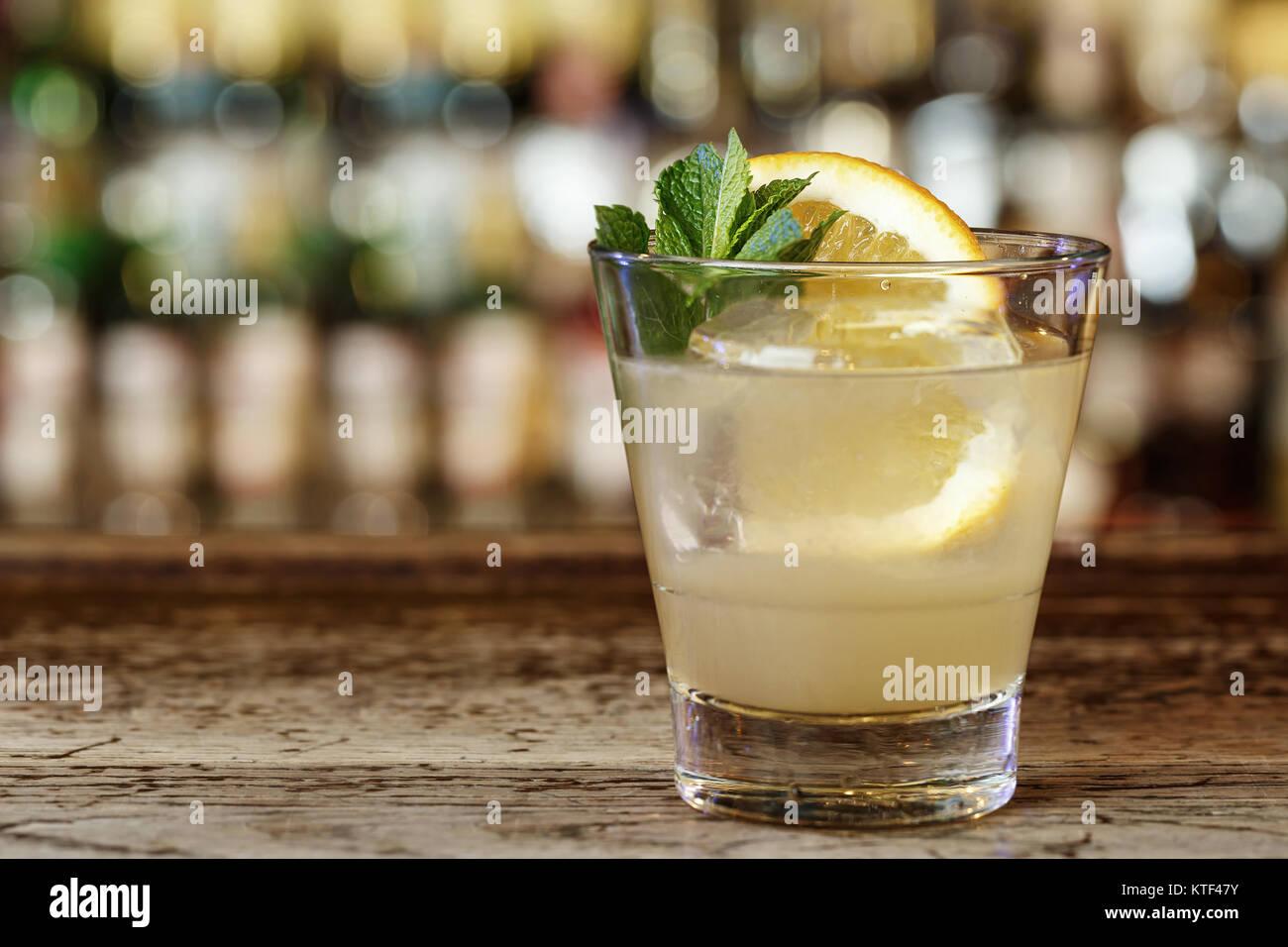 Southside Drink Rum