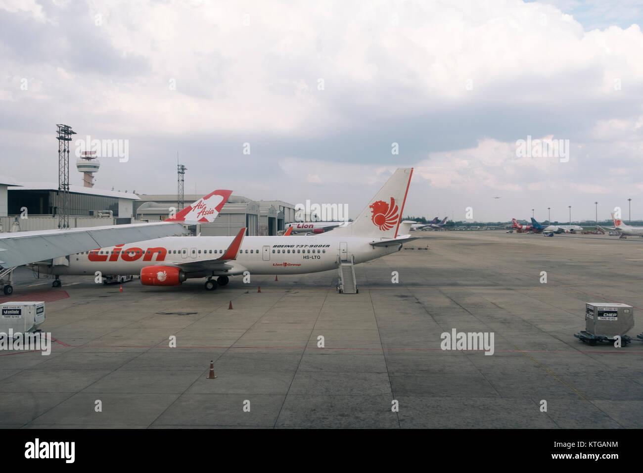 Don Muang Airport Car Parking