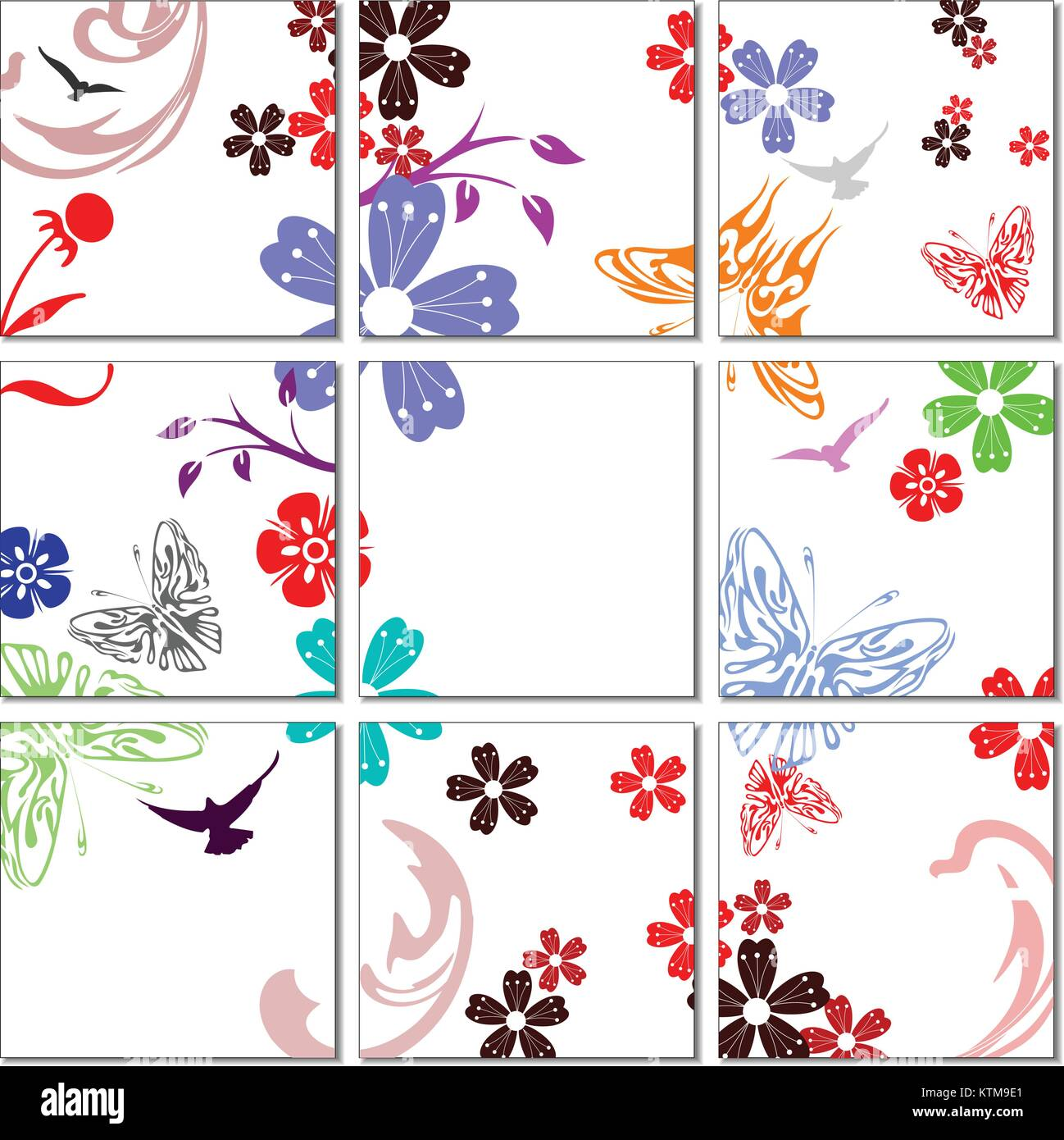 Ceramic tiles background colored vector illustration for ceramic tiles background colored vector illustration for designers dailygadgetfo Choice Image