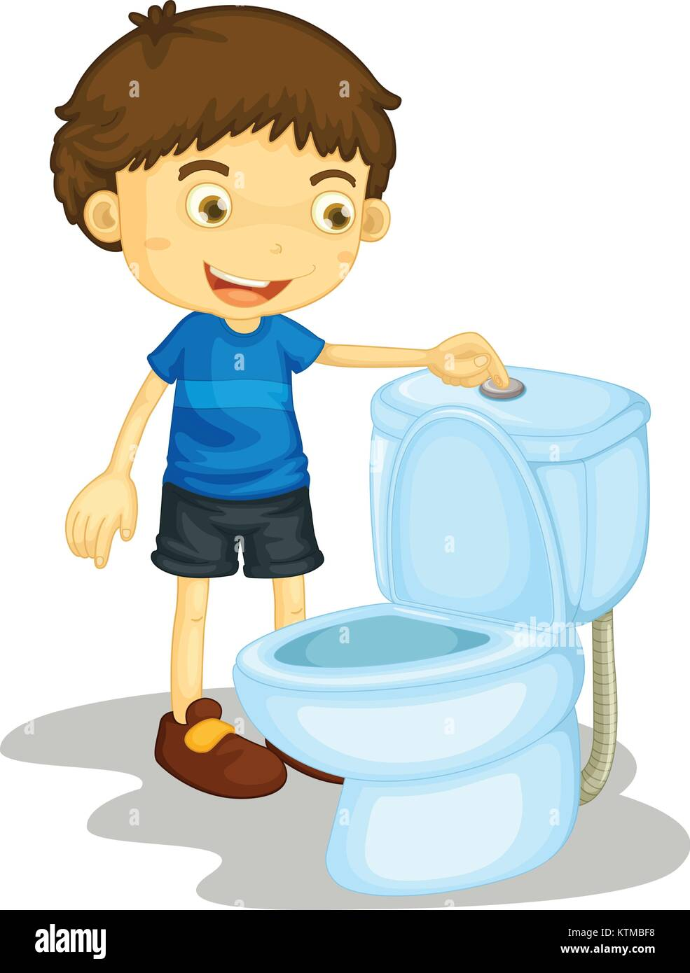 boy child flushing toilet stock photos   boy child clipart surfing pictures surfing clipart png