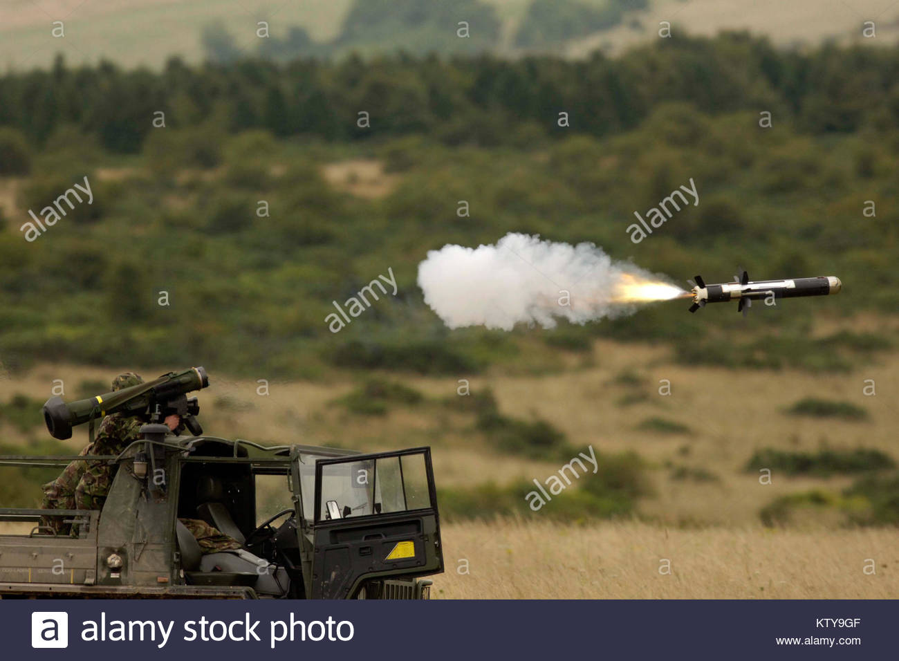 The first public demonstration of Javelin anti-tank missile systems in Georgia 24