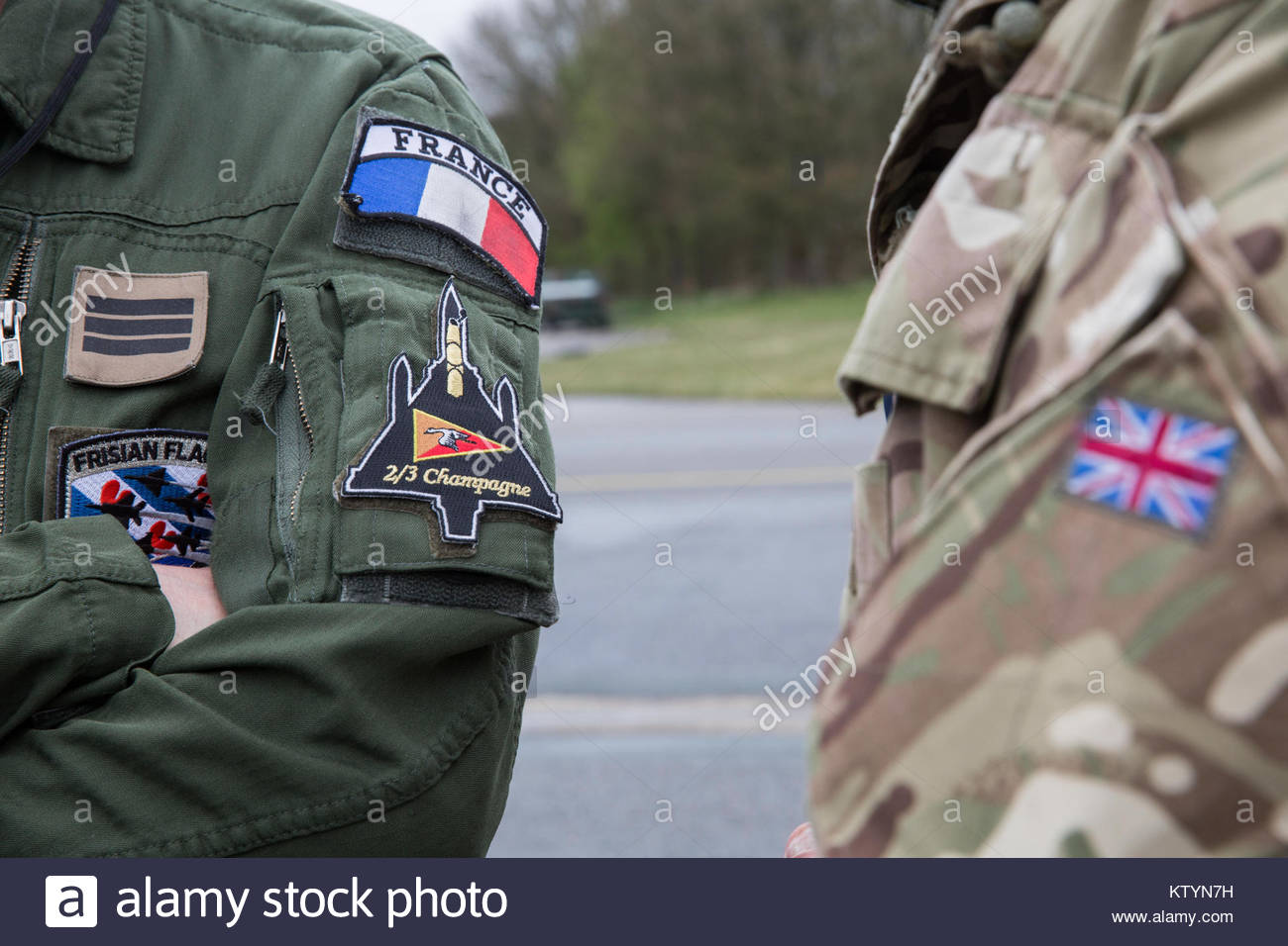 United Kingdom Royal Air Force Insignia Stock Photos ...