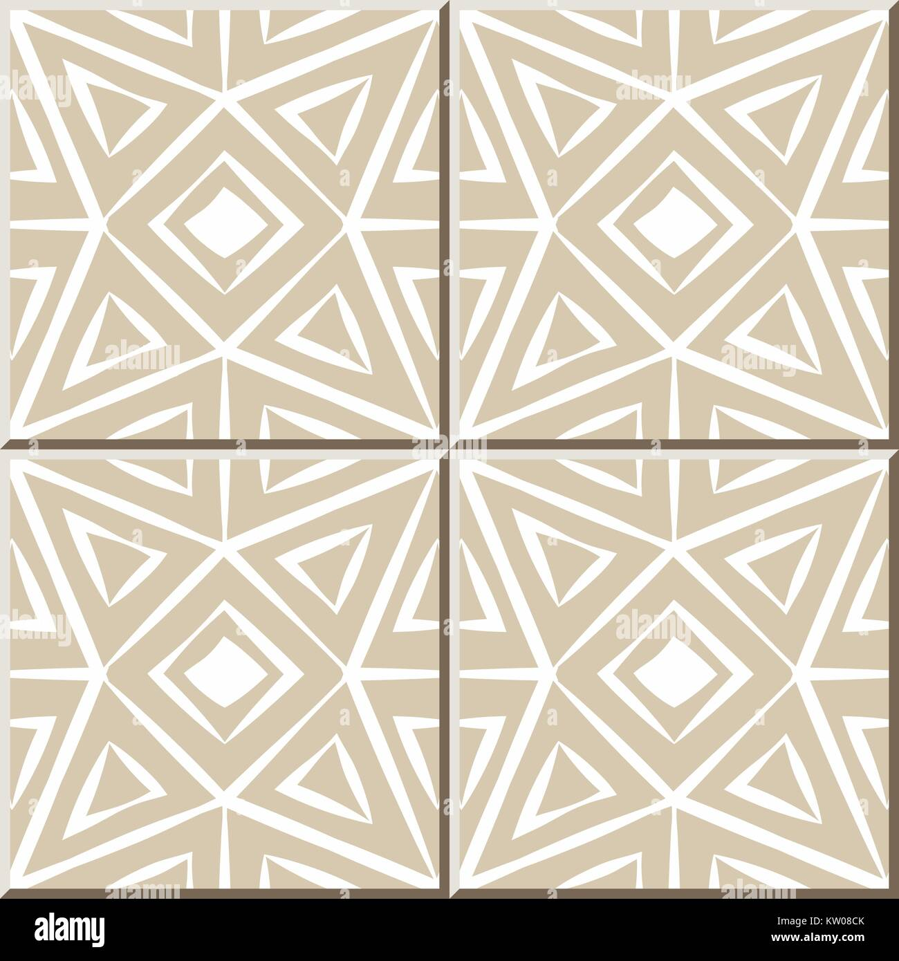 Ceramic tile pattern of octagon triangle check cross geometry stock ceramic tile pattern of octagon triangle check cross geometry dailygadgetfo Image collections