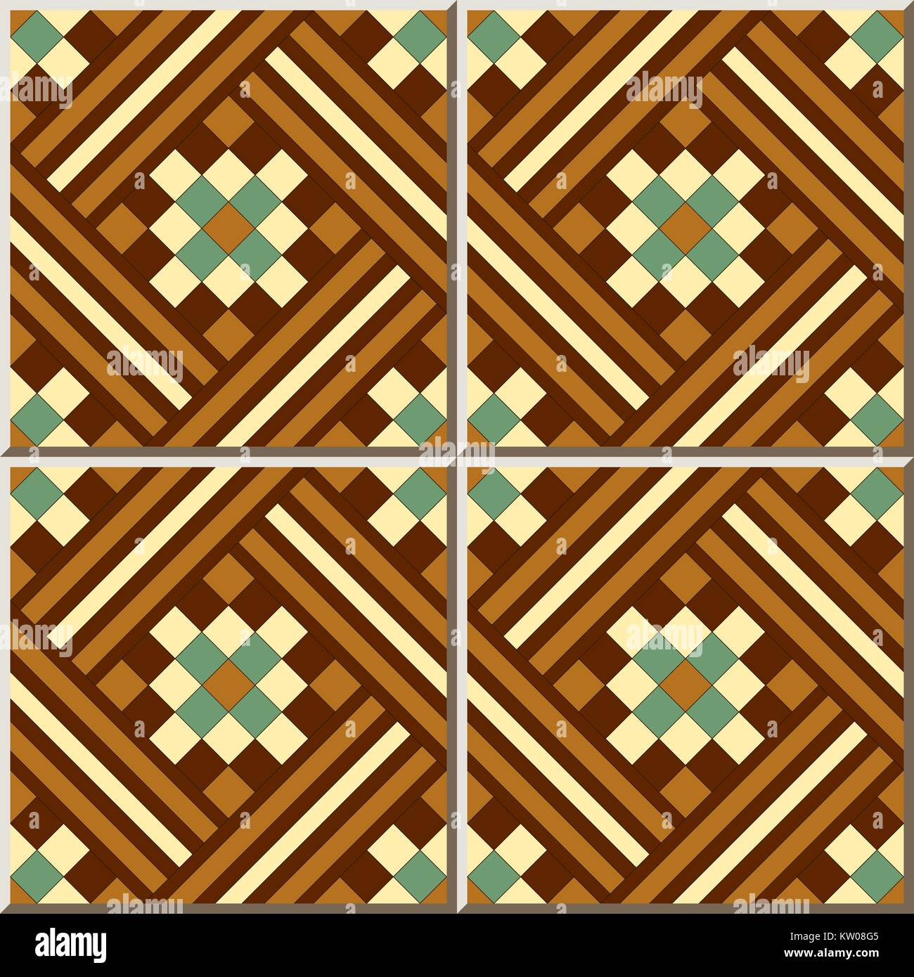 Delighted mosaic ceramic tile patterns contemporary the best ceramic tile pattern of square check ggeometry mosaic stock vector dailygadgetfo Images