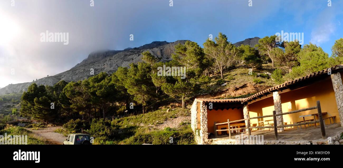 altea spain near alicante stock photos altea spain near