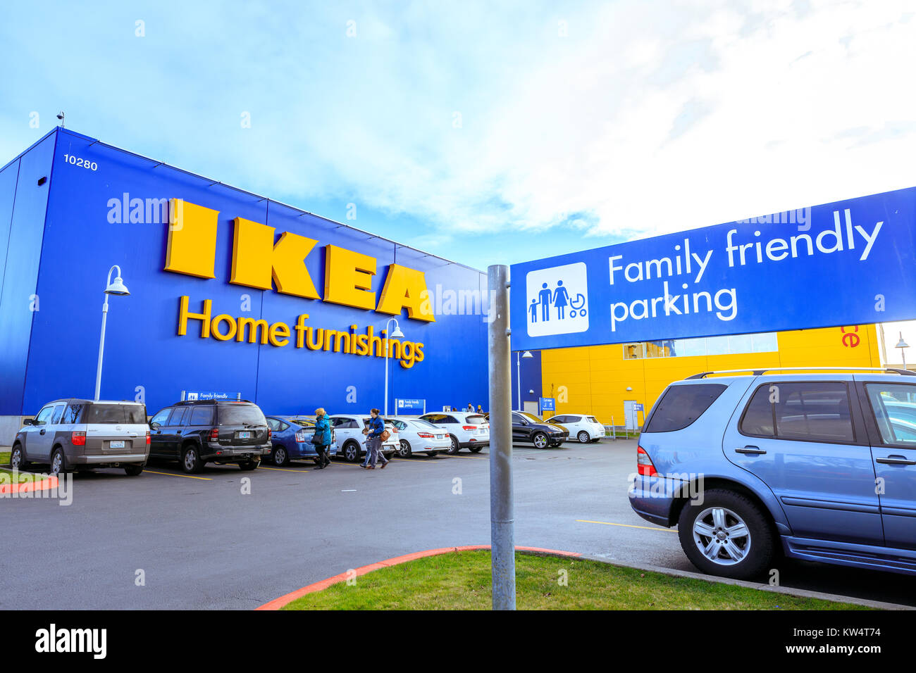 ikea store usa stock photos ikea store usa stock images alamy. Black Bedroom Furniture Sets. Home Design Ideas