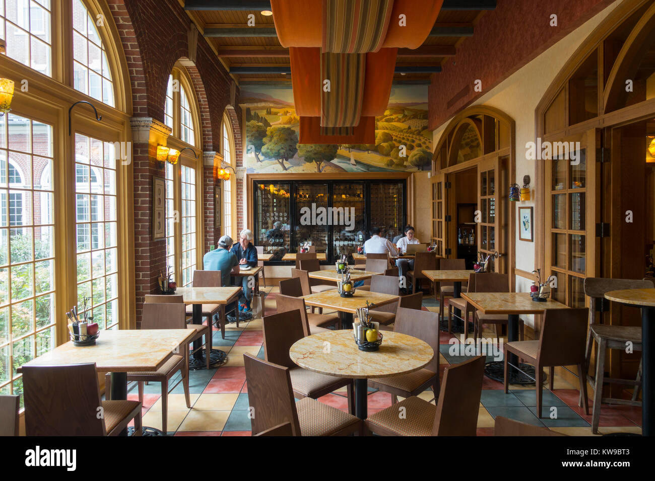 Culinary Institute Of America Hyde Park Ny Stock Photo 170466579