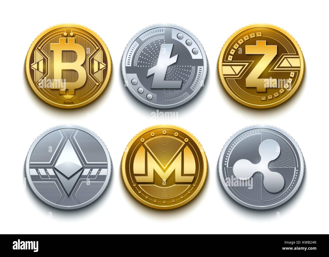 Cryptocurrencies New Age Money Trading Symbol For Ethereum