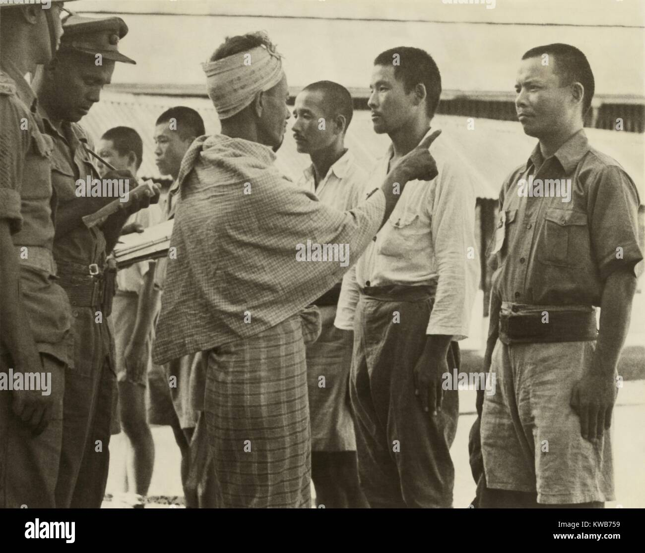 The July 7, 1945 atrocity by the Japanese Imperial Army Kempeitai, or  military police was retaliation for village assistance to Allied special ...