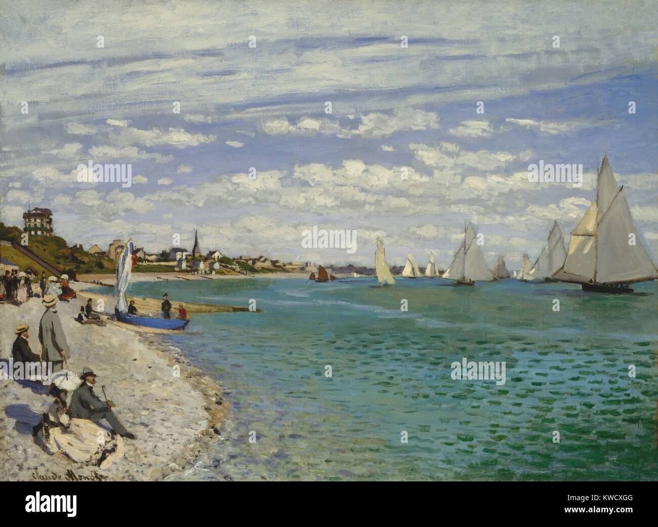 a biography of claude monet a french impressionist painter Kids learn about the biography of claude monet, artist and painter of the  impressionist biography:  he is still considered one of the great french artists of .