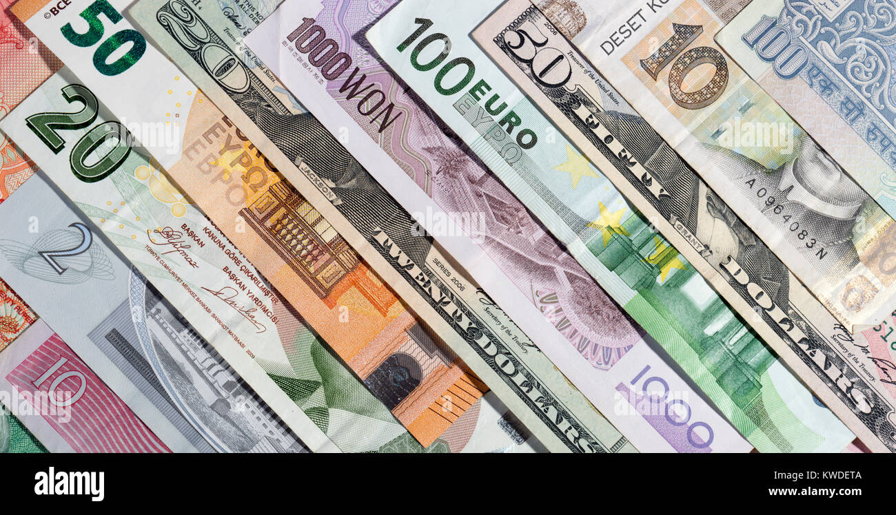 Various currencies stock photos various currencies stock images background of the banknotes of various currencies stock image buycottarizona Gallery