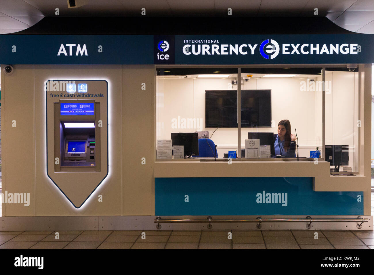 Forex exchange city of london