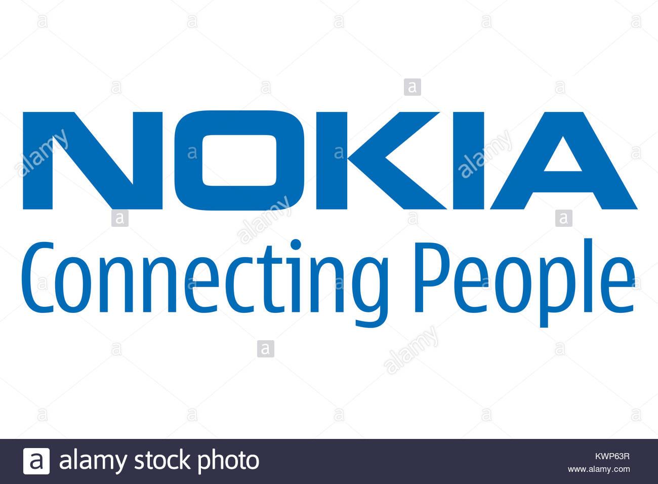 Nokia logo stock photos nokia logo stock images alamy nokia logo stock image biocorpaavc Choice Image