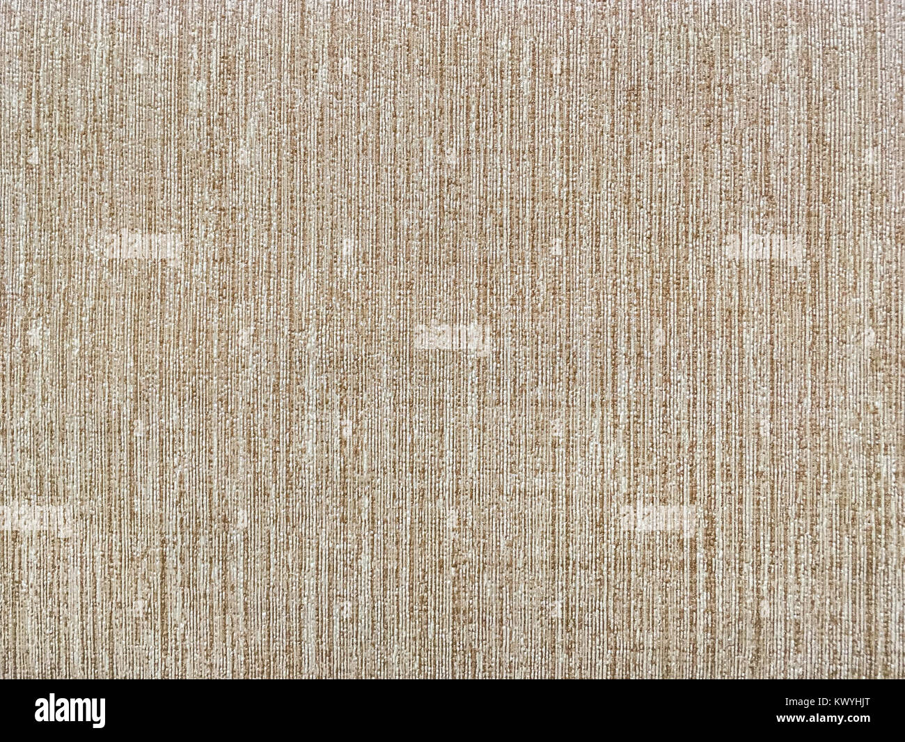 Texture Of Light Brown Wallpaper With A Stripped Pattern Beige Paper Surface Structure Close Up