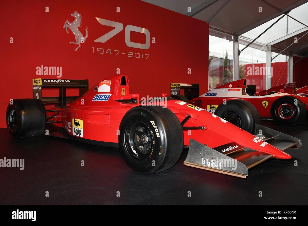 Ferrari F1 90 Stock Photos Amp Ferrari F1 90 Stock Images