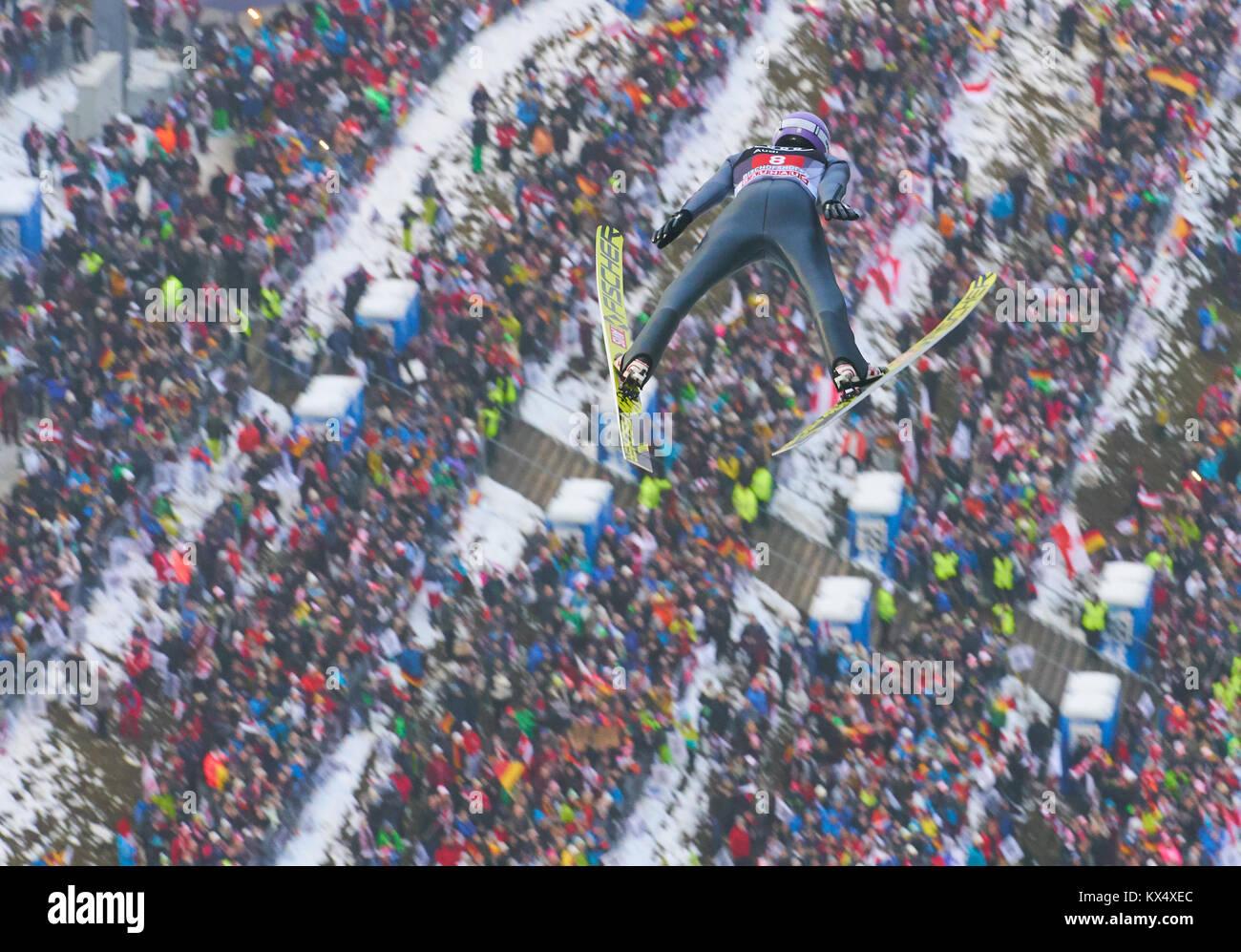 skispringen in bischofshofen