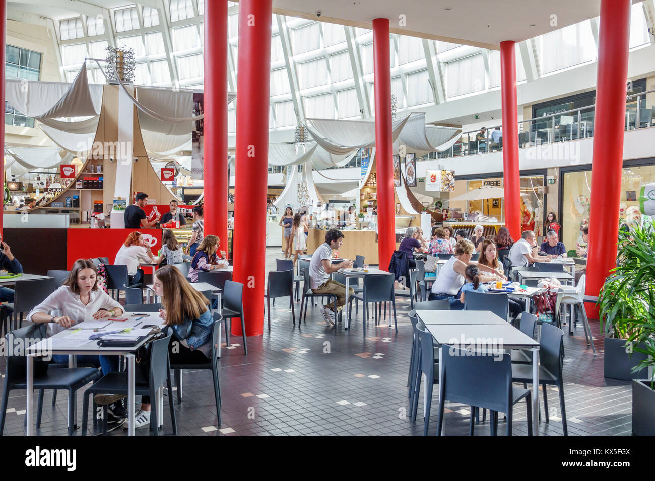 Sunshine Plaza Food Court