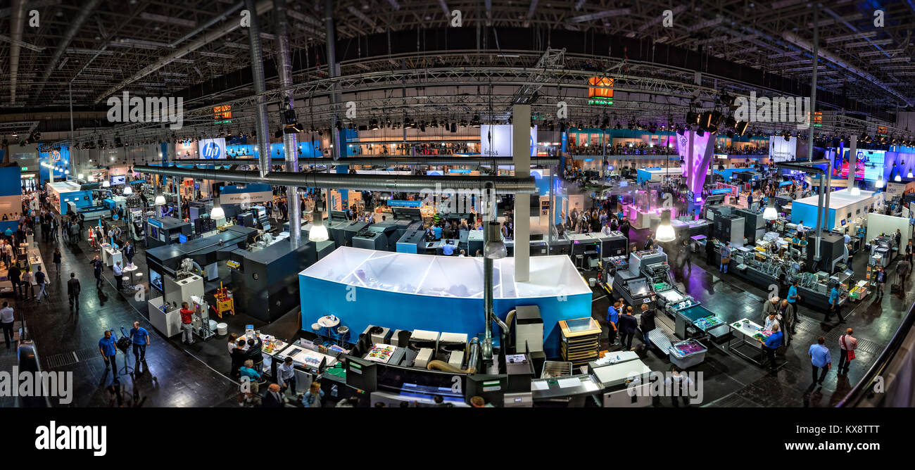 D Printing Exhibition Germany : Media expo stock photos images alamy