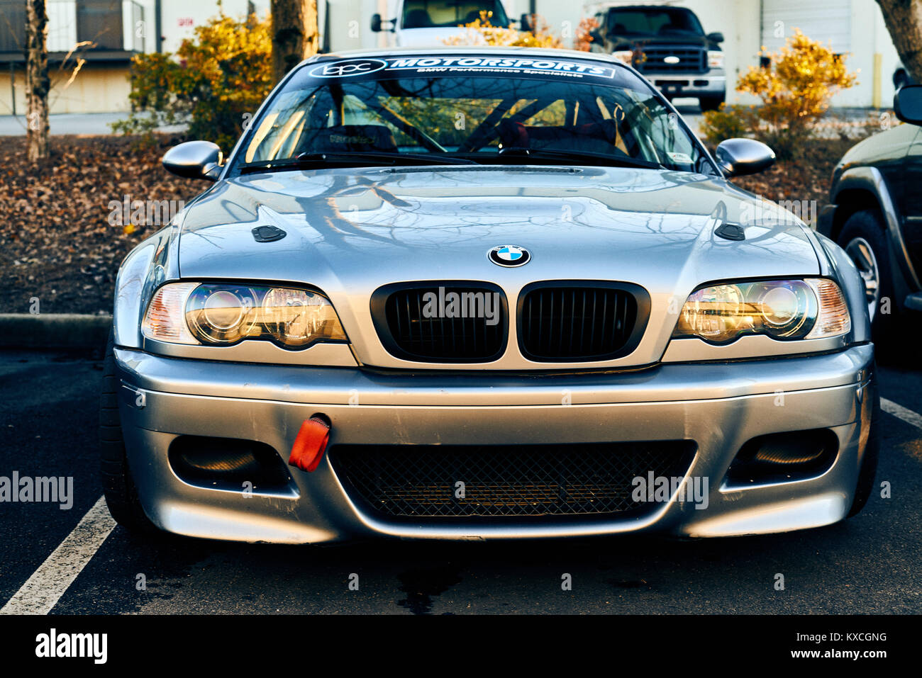 Bmw E46 M3 Track Car Stock Photo 171150940 Alamy