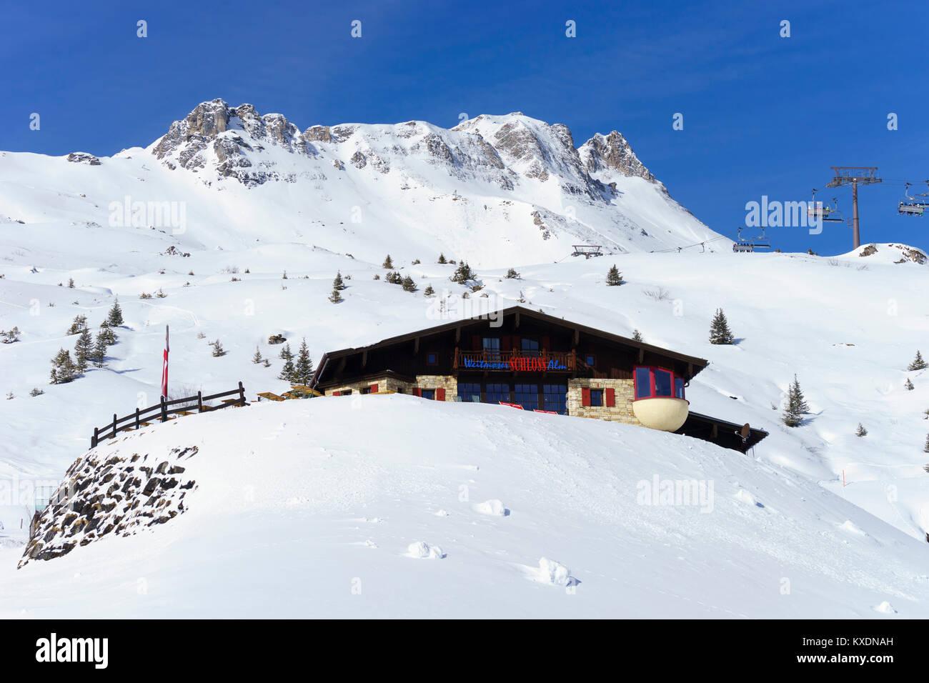 ski hut stock photos ski hut stock images alamy. Black Bedroom Furniture Sets. Home Design Ideas