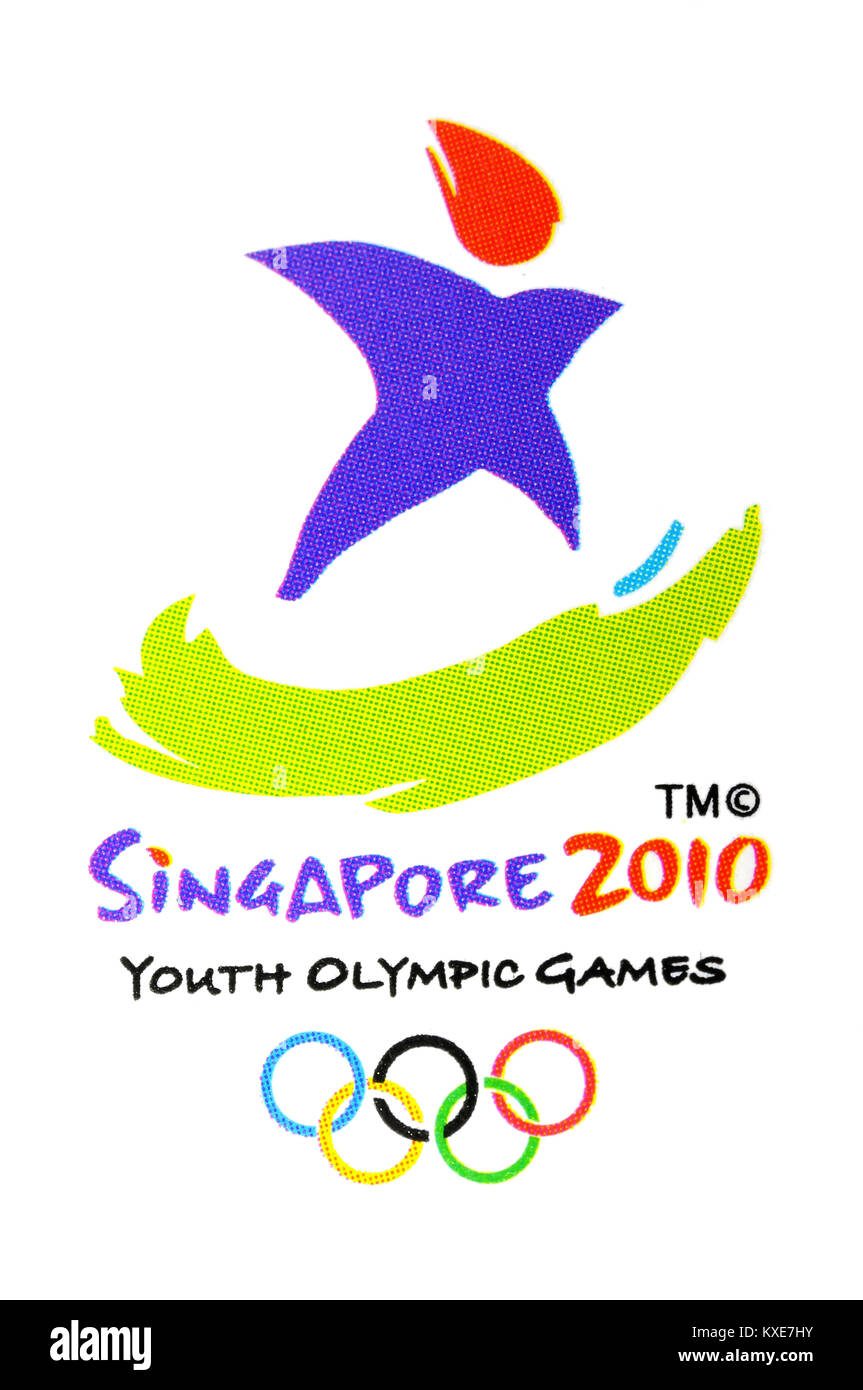 Inaugural game stock photos inaugural game stock images alamy official youth olympic games logo isolated on white the inaugural youth olympic games took place buycottarizona Image collections