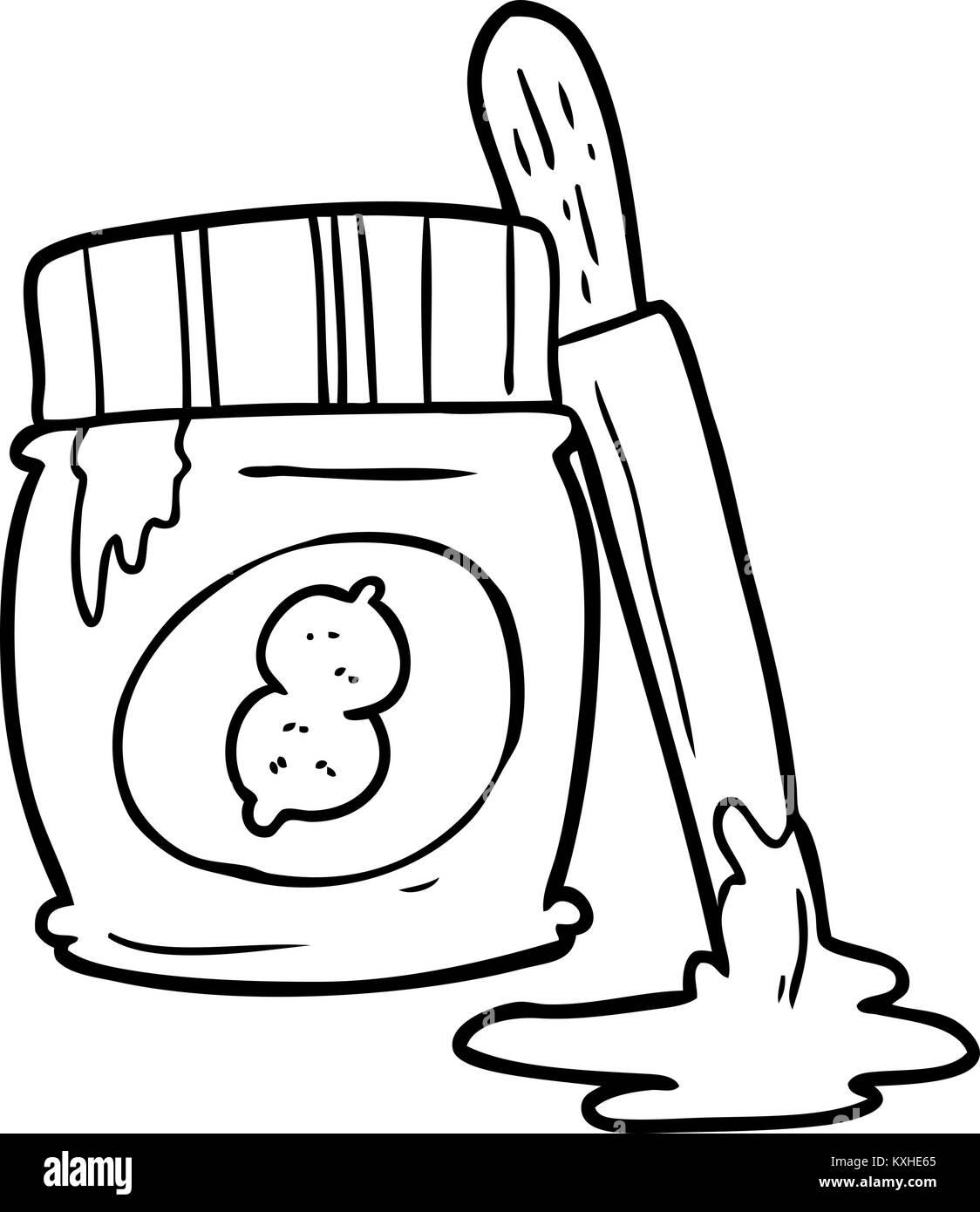 Peanut Drawing