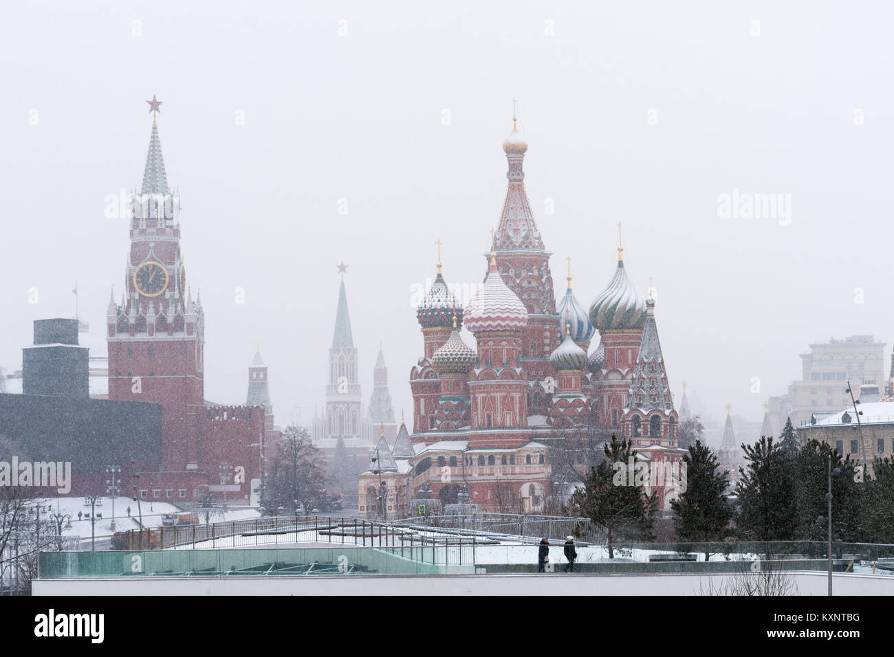 Weather in Moscow in December 2018 15
