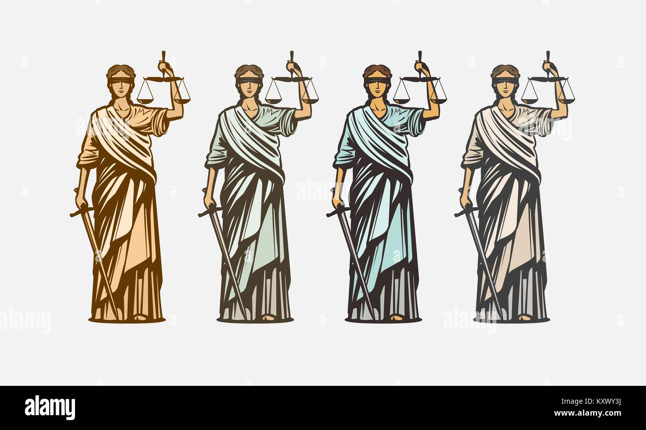 Notarial stock photos notarial stock images alamy lady justice judgment defence justitia concept vintage vector buycottarizona
