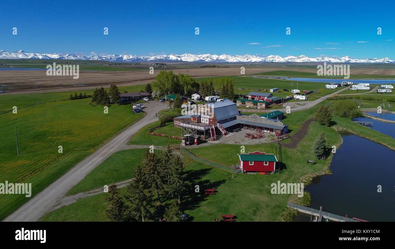 Great Canadian Barn Dance Stock Photo 171468212 Alamy