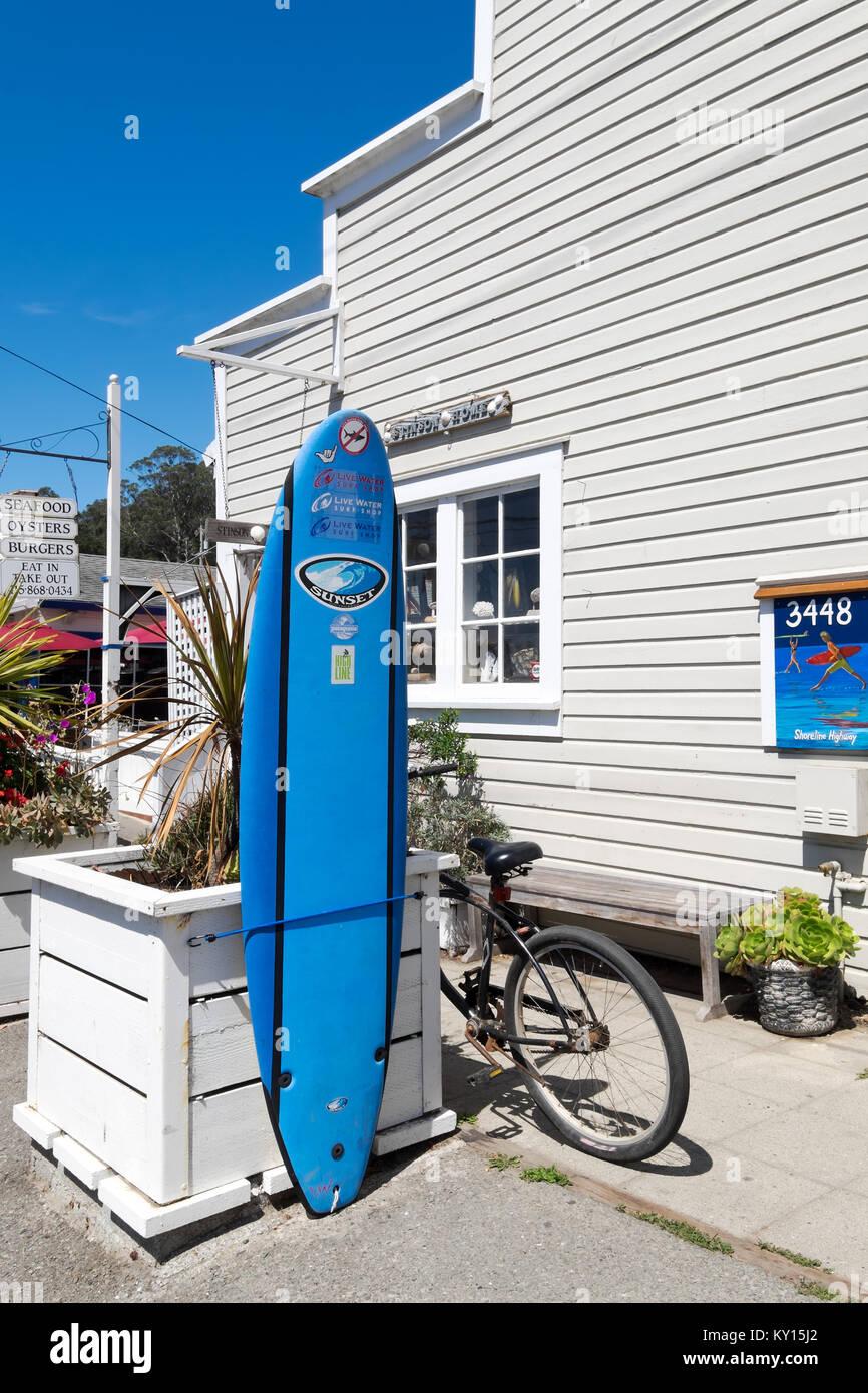Stinson Beach Ca Surf Shop
