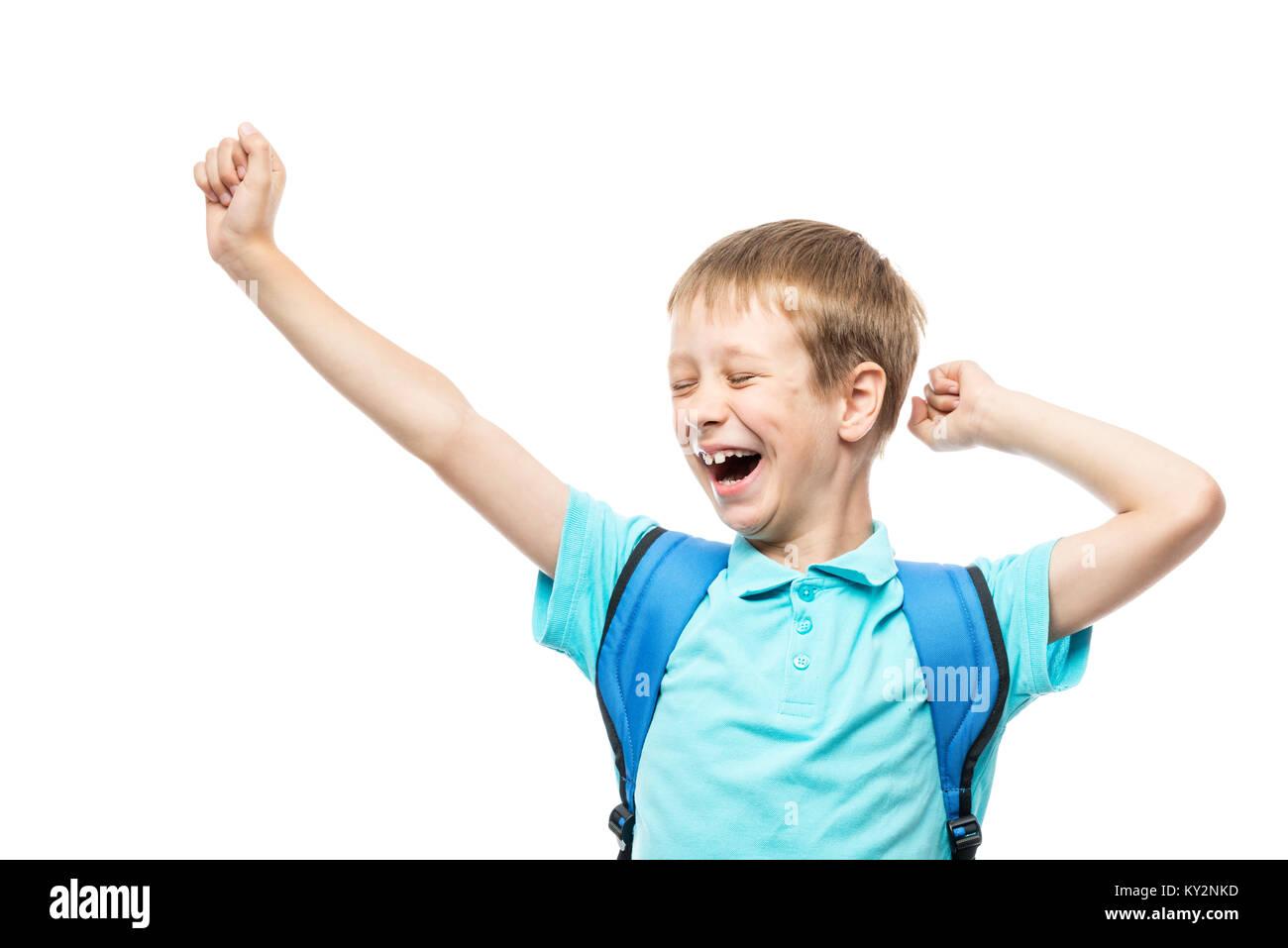 Yawning school