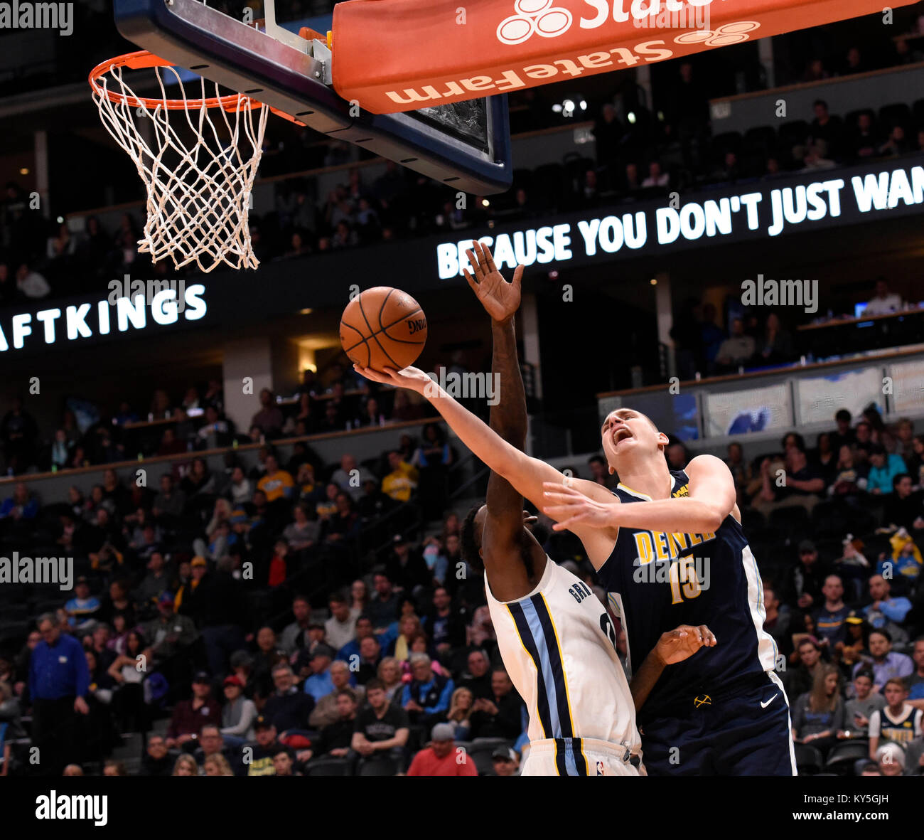 Denver Nuggets Stock Photos And Pictures: Jamychal Stock Photos & Jamychal Stock Images