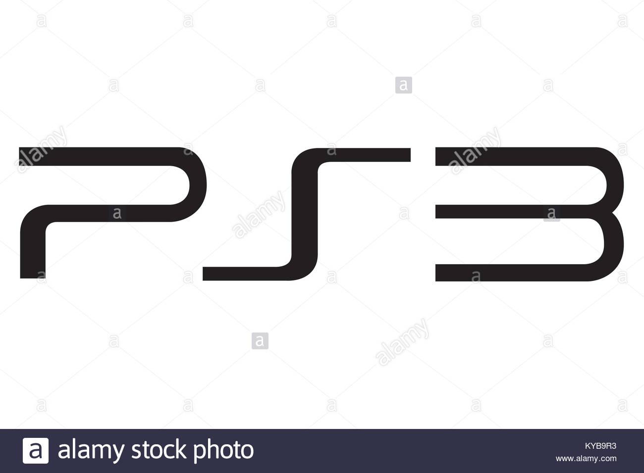 Playstation 3 stock photos playstation 3 stock images alamy playstation 3 logo stock image buycottarizona