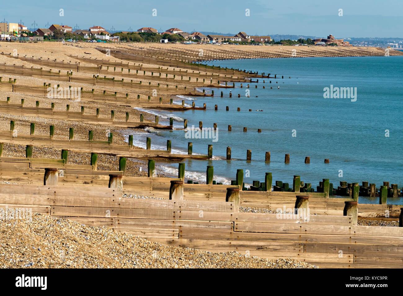 longshore drift erosion
